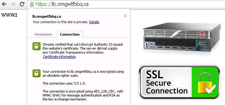 Basic F5 Big-IP LTM Setup With SSL   OMGWTFBBQ!