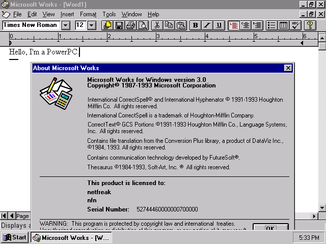 Installing Windows NT 4 0 On A PowerPC | OMGWTFBBQ!